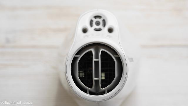 パナソニック ドライヤー「ナノケア EH-NA99」の速乾ノズル、吹出口