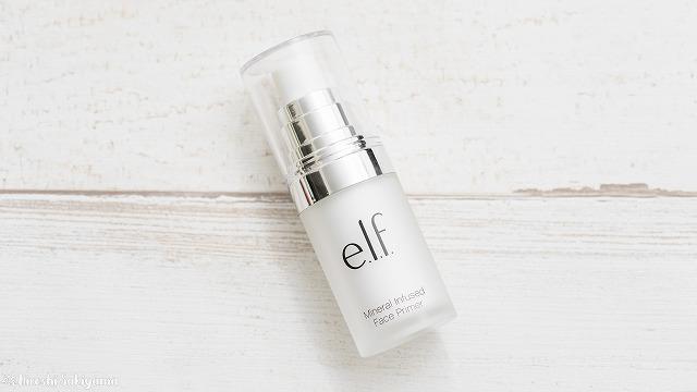 E.L.F. Cosmetics, ミネラルが注入されているファイスプライマー, クリア