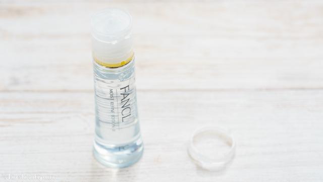 ファンケル モイストリファイン 化粧液(化粧液)の開け方